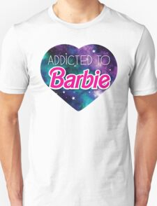 Addicted to BARBIE Unisex T-Shirt