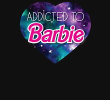 Addicted to BARBIE Womens Fitted T-Shirt