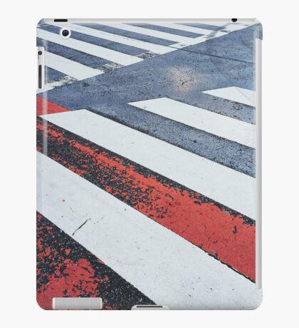 Japan - Zebra Crossing in Tokyo iPad Case/Skin