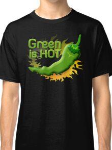 Green is HOT Classic T-Shirt