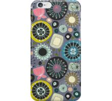 blooms amethyst iPhone Case/Skin
