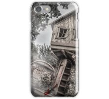 Tree house of horrors iPhone Case/Skin