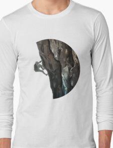 The Rock Climber Long Sleeve T-Shirt
