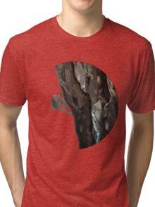 The Rock Climber Tri-blend T-Shirt