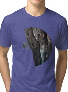 The Rock Climber Tri-blend T-Shirt