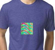 jungle chaos Tri-blend T-Shirt