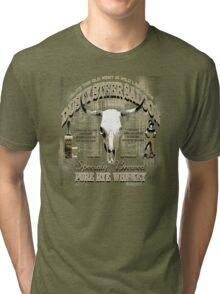 steer beer Tri-blend T-Shirt