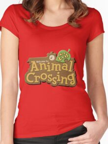 ACNL Women's Fitted Scoop T-Shirt