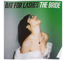 Bat for Lashes - The Bride Poster