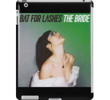 Bat for Lashes - The Bride iPad Case/Skin