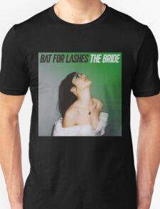 Bat for Lashes - The Bride Unisex T-Shirt