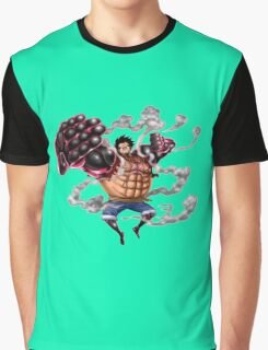 luffy gear Graphic T-Shirt