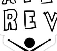 """Modern Baseball - """"Whatever Forever"""" Sticker"""