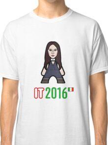 Italy 2016 Classic T-Shirt