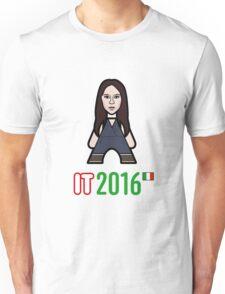 Italy 2016 Unisex T-Shirt