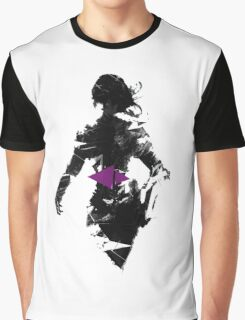 Shadow Girl HQ Graphic T-Shirt