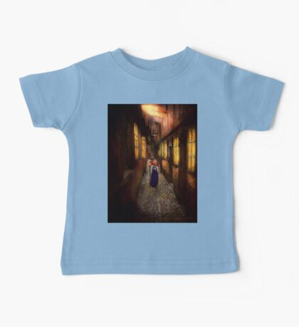 City - Germany - Alley - A long hard life 1904 Baby Tee