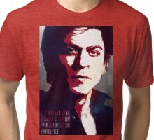 Shah Rukh Khan Tri-blend T-Shirt