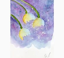 Snowdrops #2 – Daily painting #757 Unisex T-Shirt