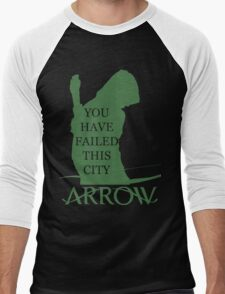 Arrow Hero 2 Men's Baseball ¾ T-Shirt