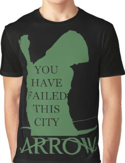 Arrow Hero 2 Graphic T-Shirt