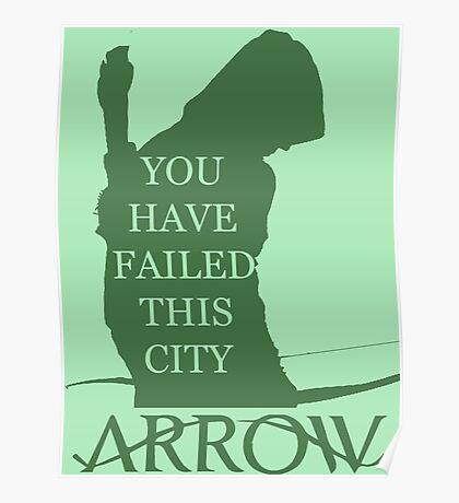 Arrow Hero 2 Poster
