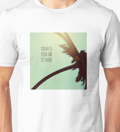 today is your day to shine T-Shirt