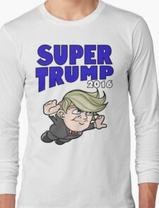 Donald Trump 2016 Long Sleeve T-Shirt