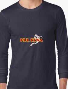 Kul Elna Logo Long Sleeve T-Shirt