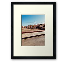Moroccan Architecture Framed Print