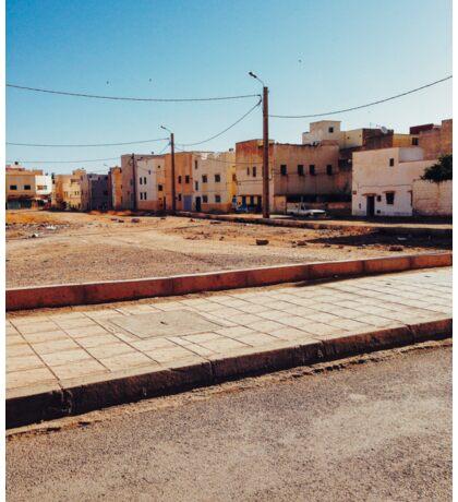 Moroccan Architecture Sticker