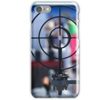 people at gunpoint iPhone Case/Skin