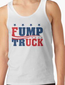 Fump Truck 2016 Tank Top