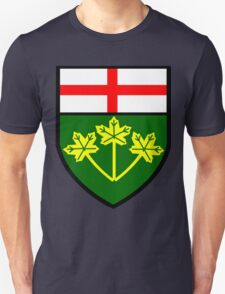 Ontario Shield of Arms T-Shirt