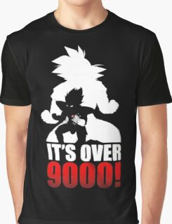 Goku and Vegeta : It's over 9000 Graphic T-Shirt
