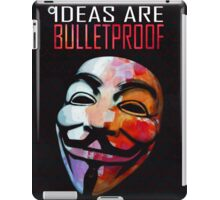 Ideas are BulletProof iPad Case/Skin