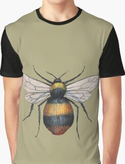 A painting of a bumblebee Graphic T-Shirt