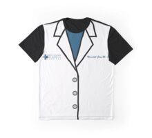 Grey's Anatomy Lab Coat - Meredith Graphic T-Shirt