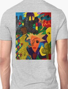 Castle Abstract 1999 T-Shirt