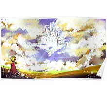 Castle In the Clouds Poster