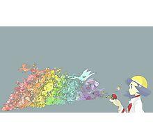 251 Pokemon Photographic Print
