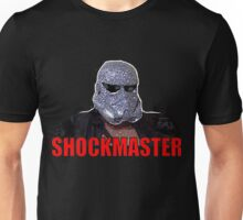 The Shockmaster Classic Wrestling Unisex T-Shirt
