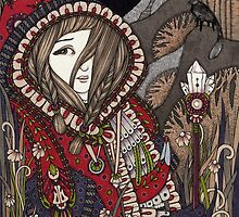Le Petit Chaperon Rouge by Anita Inverarity