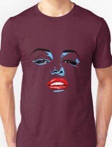 Marilyn Monroe inspired pop art Unisex T-Shirt