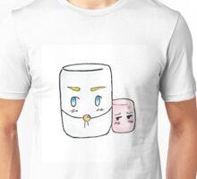 Erwin and Levi marshmallows Unisex T-Shirt