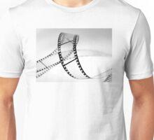 Spiral Film 35mm  Unisex T-Shirt
