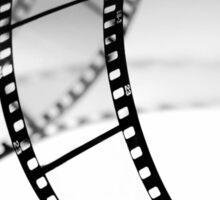 Spiral Film 35mm  Sticker
