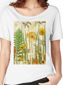 Floral Sunshine 3 Women's Relaxed Fit T-Shirt