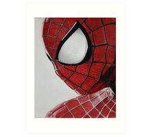 The Amazing Spider Man Art Print