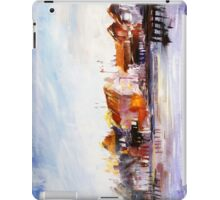 waterscape 2 iPad Case/Skin